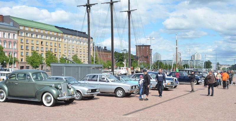 """Helsingin Seudun Automobiiliklubi: """"Meidän juttu ei ole jäsenrekisteri vaan vanhat autot"""""""